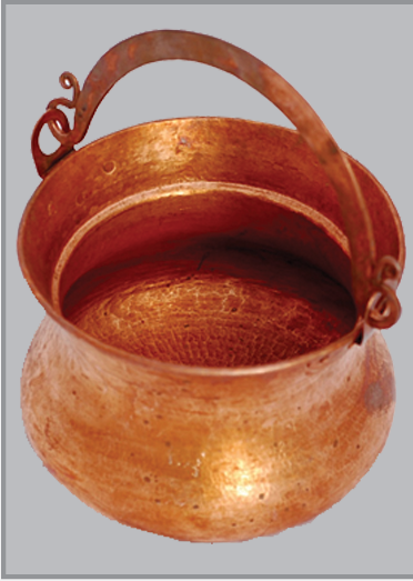 Copper pot :)