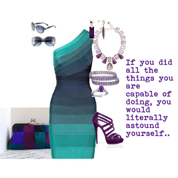 """You are astounding"" by tianacos on Polyvore"