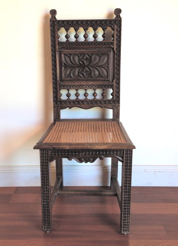 French Antique Oak Carved Chair C1800u0027S Chairs Pinterest - tür für küchenschrank