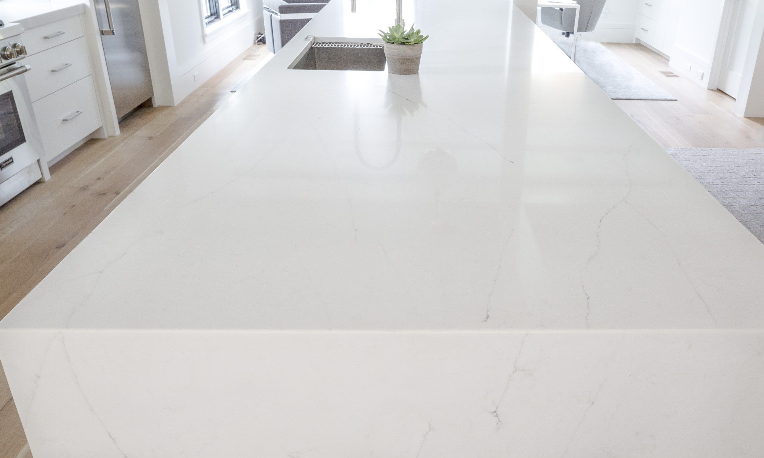 This Aurea Stone Lincoln Countertop Is Now In Stock At Dwyer