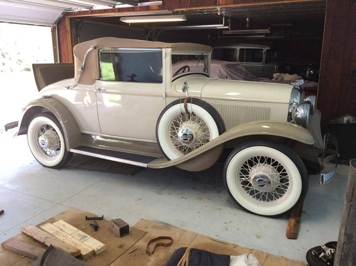 1931 Plymouth Pa For Sale 1860823 Hemmings Motor News