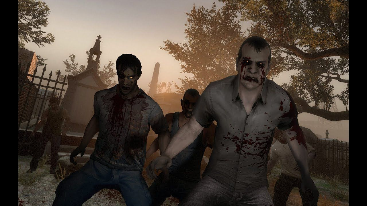 Zombies Game on Steam Left 4 Dead 2