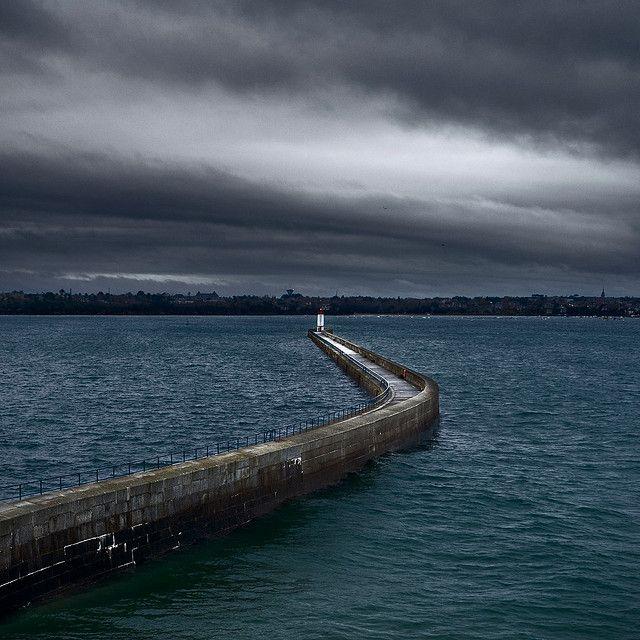 Saint Maló Harbour - France