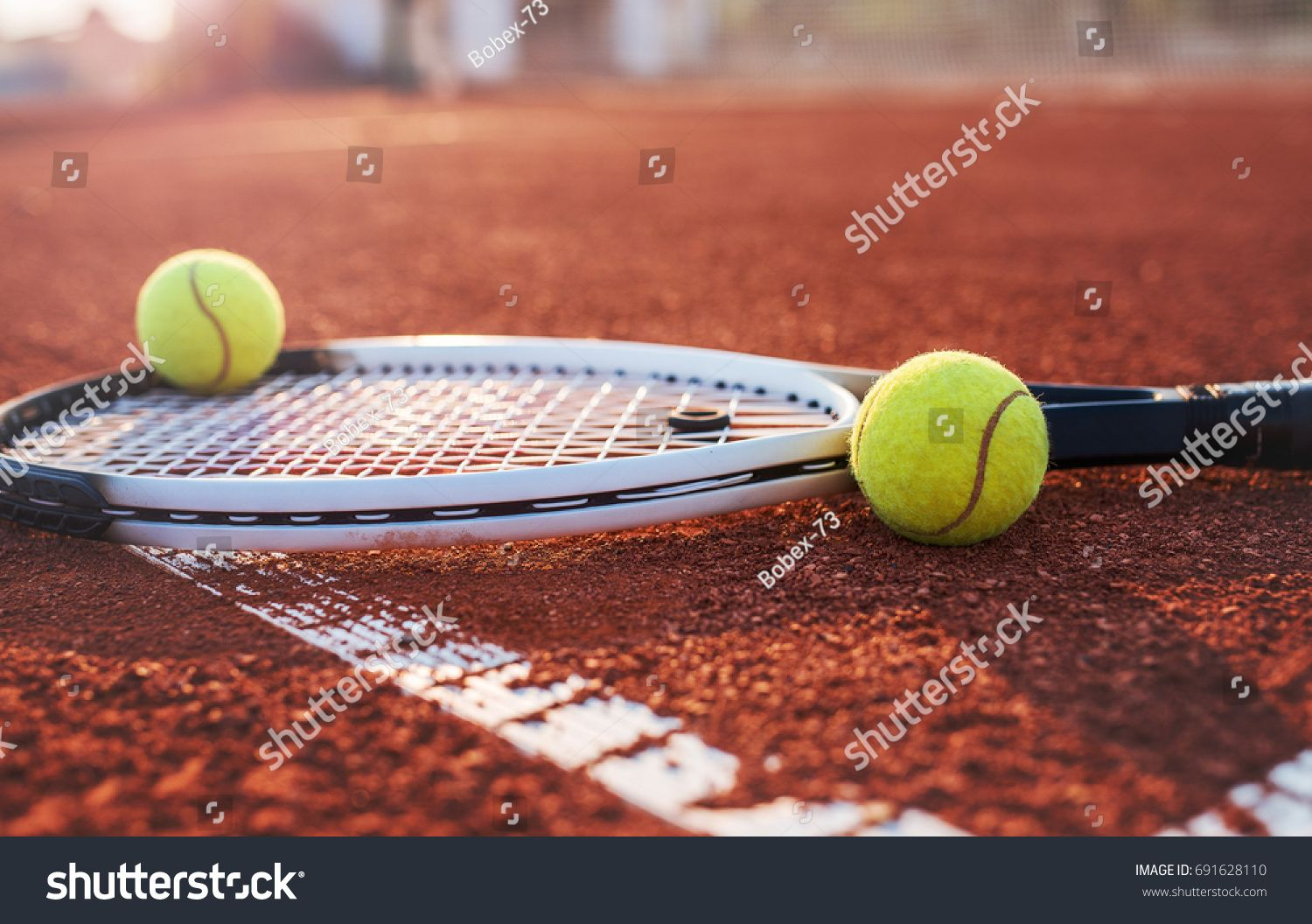 Tennis Game Tennis Ball With Racket On The Tennis Court Sport Recreation Concept Ad Ad Ball Racket Tennis Game Tennis Games Tennis Ball Tennis