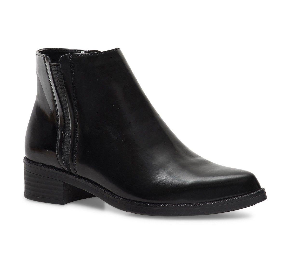 bottines plates noires | chaussures | pinterest | plates