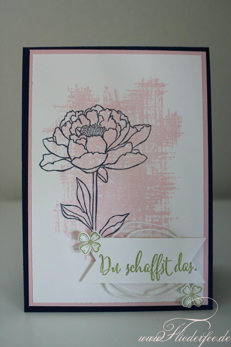 Fliederfee: In{k}spire_me Challenge #201 mit fliederfeefarbener Blüte