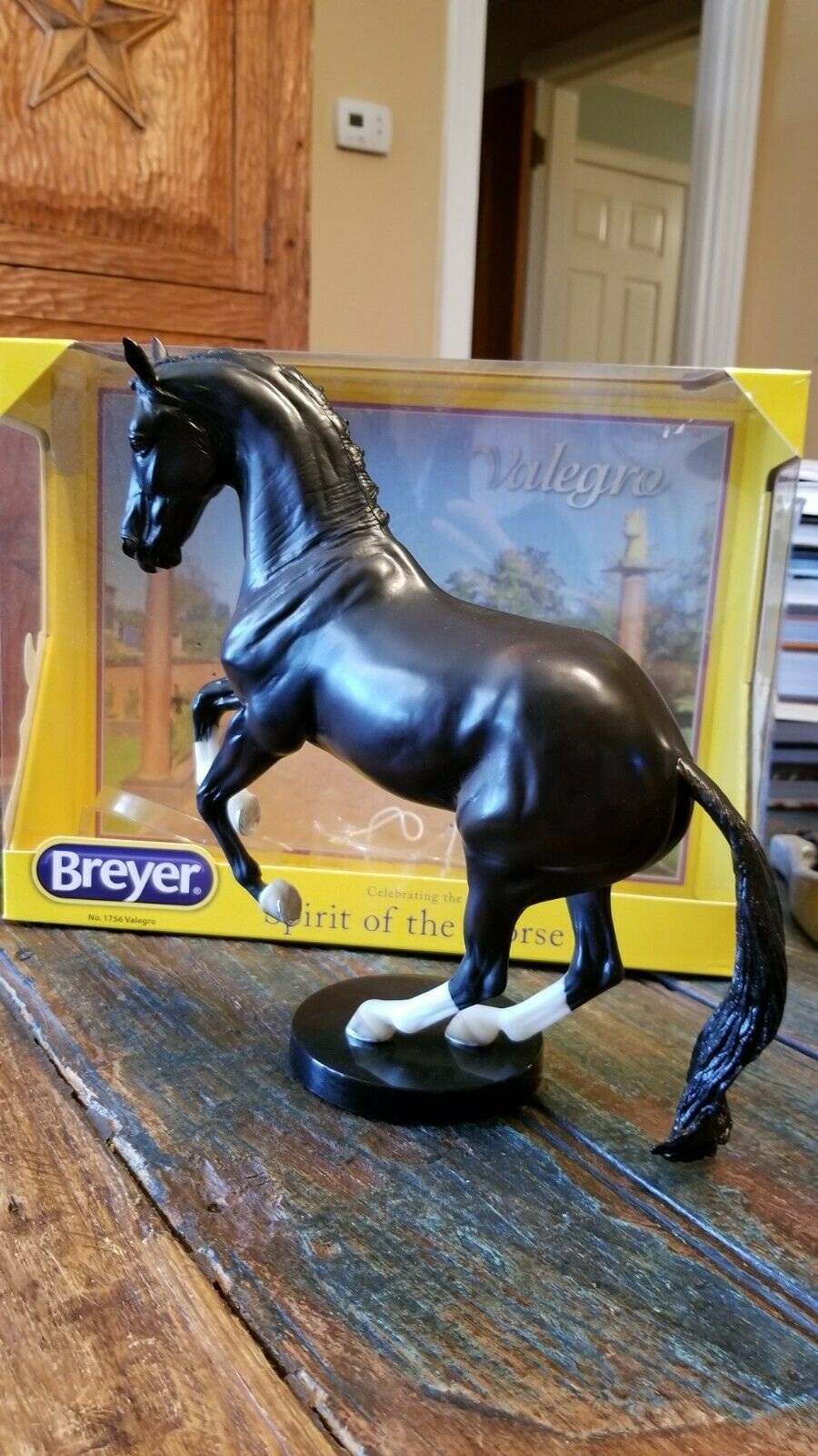 Breyer Valegro 1756 Traditional Model Horse Dressage