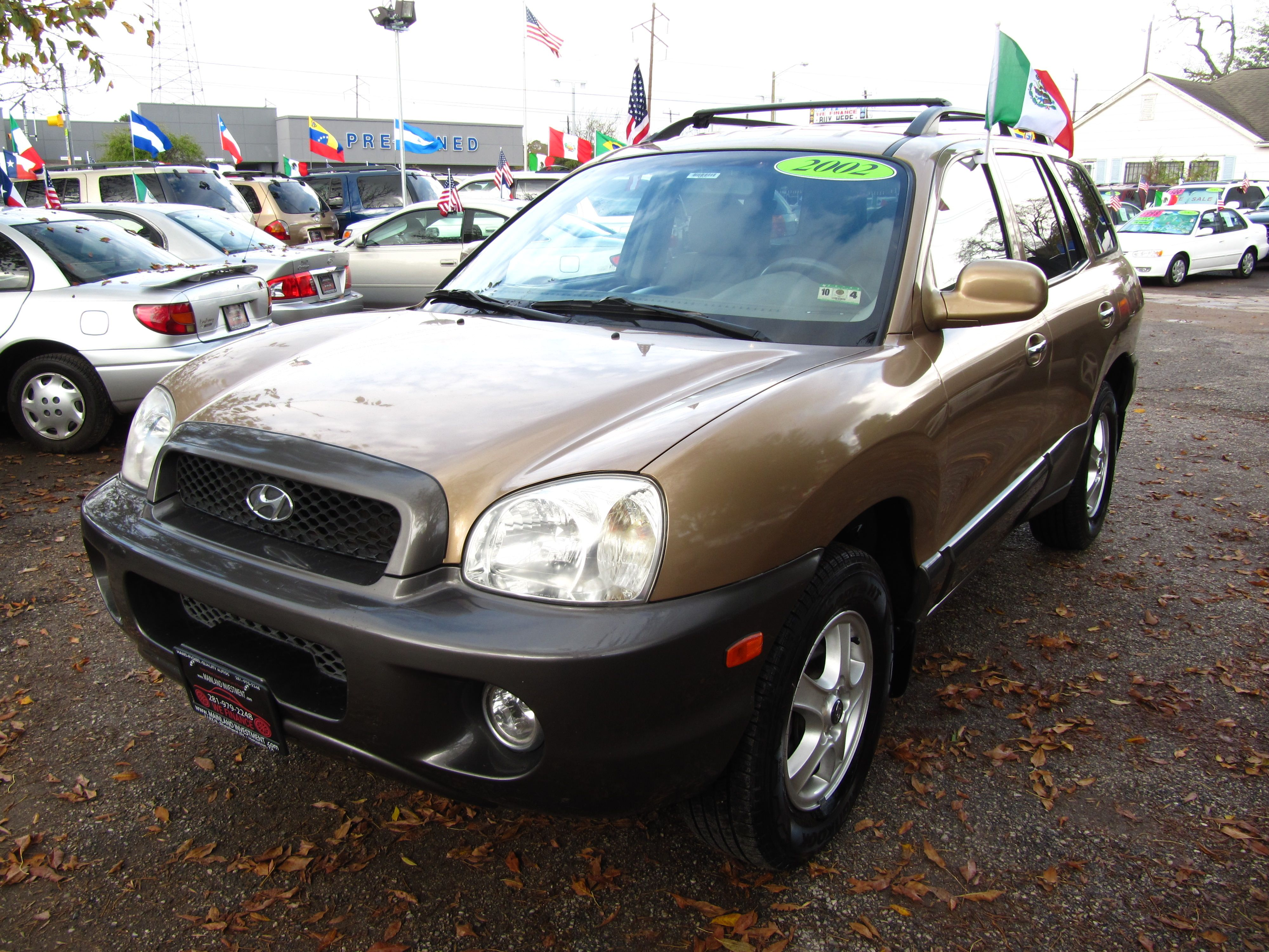 entry heated ans en owned used hyundai orl vehicle keyless awd in leather inventory limited fe santa pre honda seats