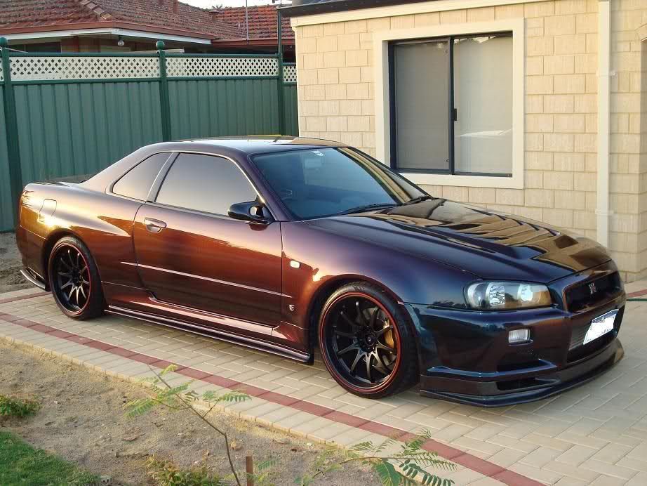 Midnight Purple Spray Job Page 3 Gt R Register Nissan Skyline And Gtr Owners Club Forum