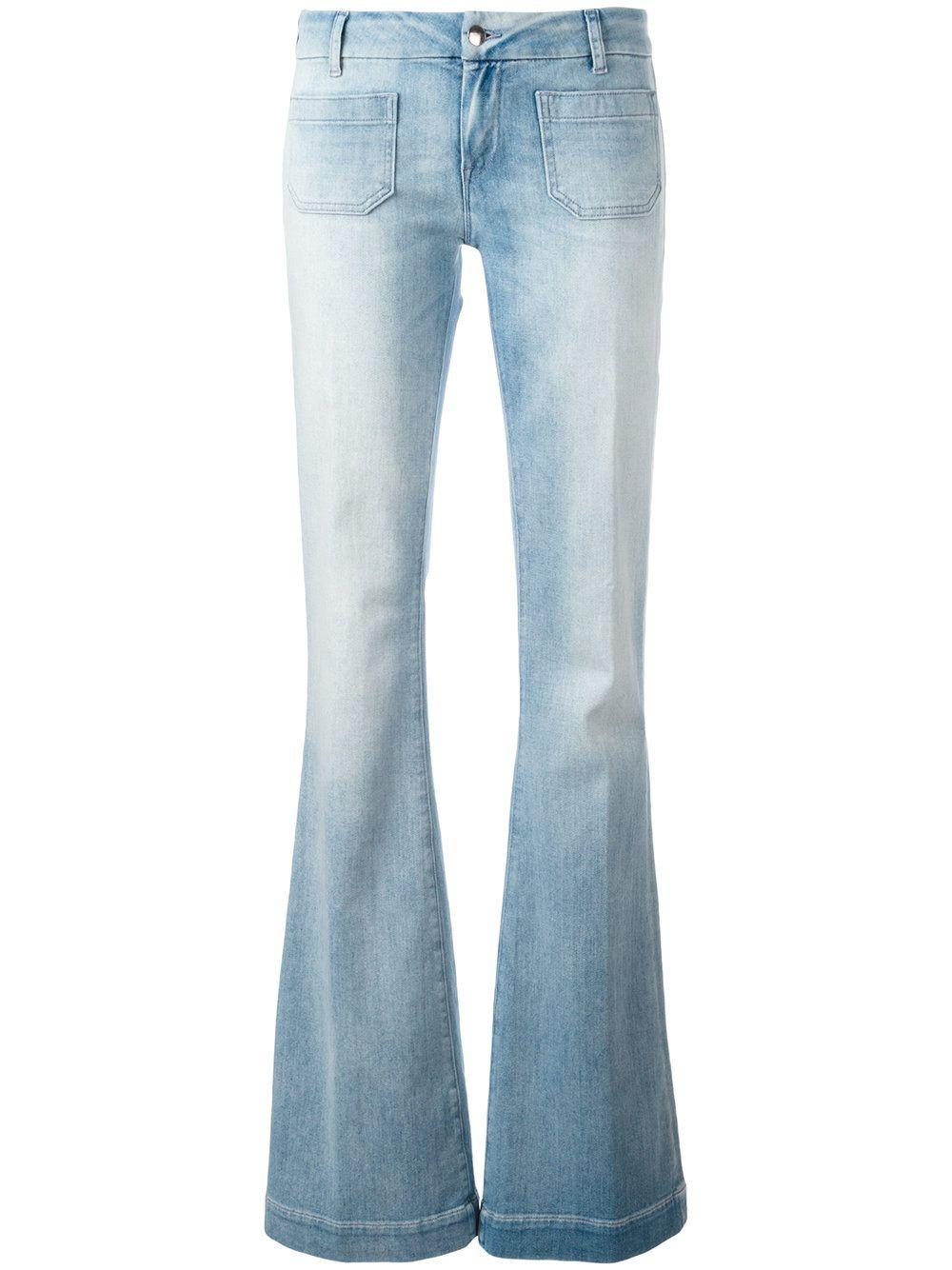 The Seafarer straight-leg jeans