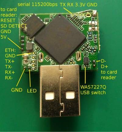Openwrt In A Wifi Card Reader Wifi Card Embedded Linux Arduino Projects Diy