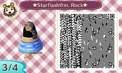 Starflash mit Rock 3