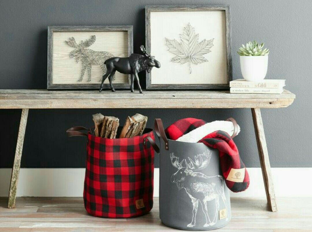 Our New Canadiana Fall Collection Represents The Best Of Cozy Season In Lush Blankets And Rustic Décor Essentials