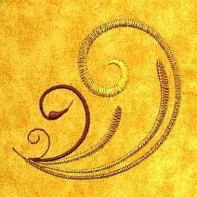 TT313 – Swirls & Seeds