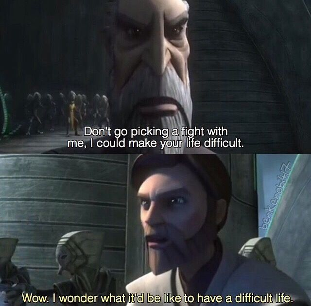 Famous Obi Wan Quotes: Incorrect Star Wars Quotes