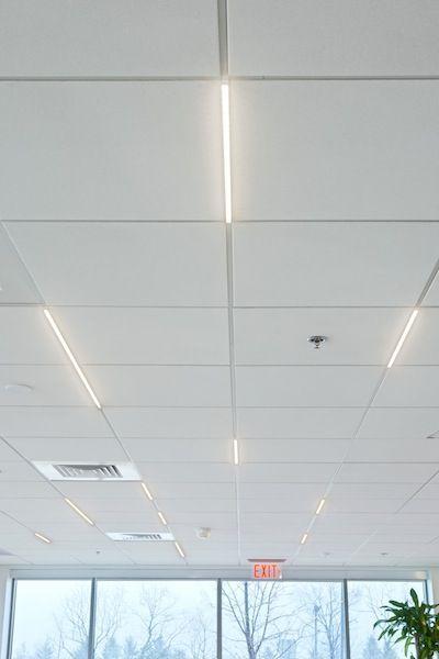 Tbar Led Smartlight Ceiling Light Design Office Ceiling Ceiling Design