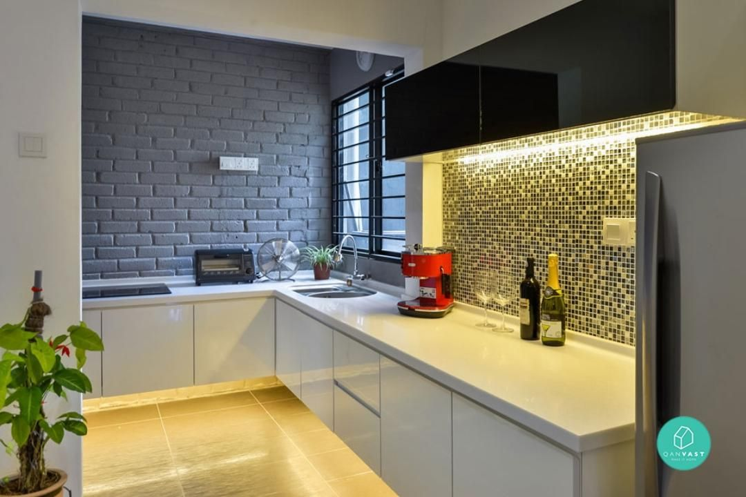6 practical wet and dry kitchen ideas in malaysia japanese home design kitchen design on kitchen interior japan id=87875