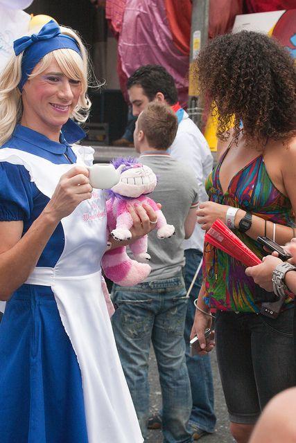Gay Pride Parade 2010 - Dublin