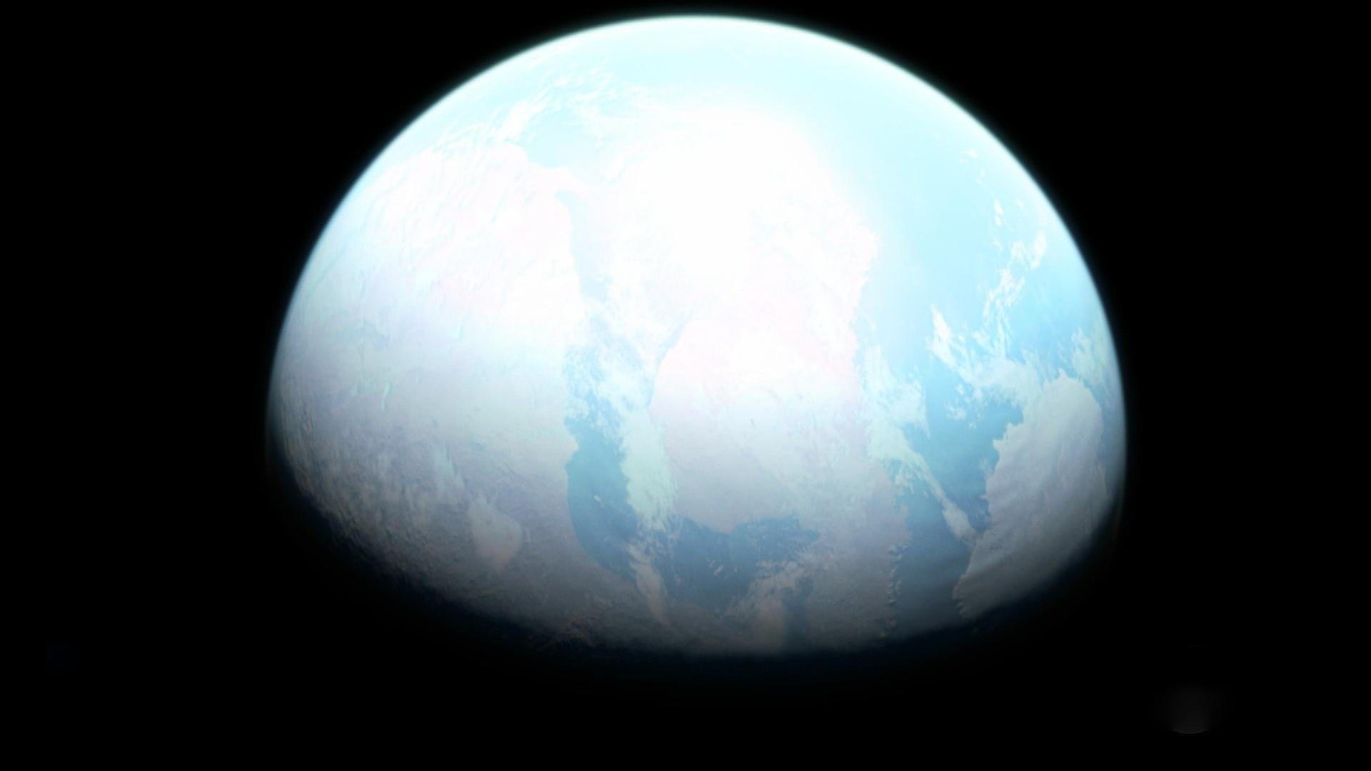 earth like planet found video - HD1920×1080