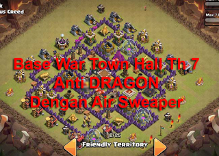 Base War Coc Th 7 Anti Naga 8