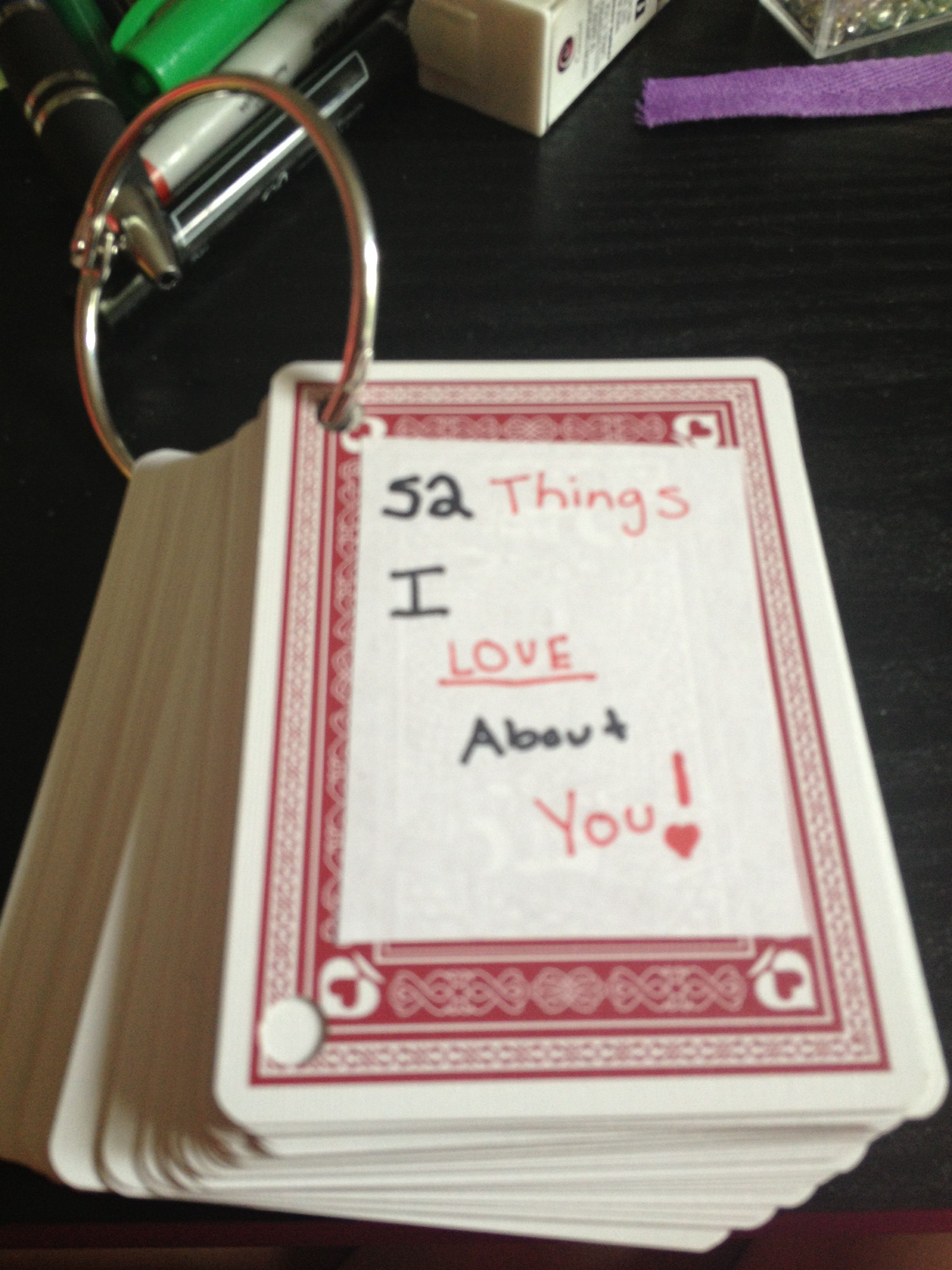 Boyfriend Gift DIY A Cute Sentimental Remind Him Of All The Reasons You Love
