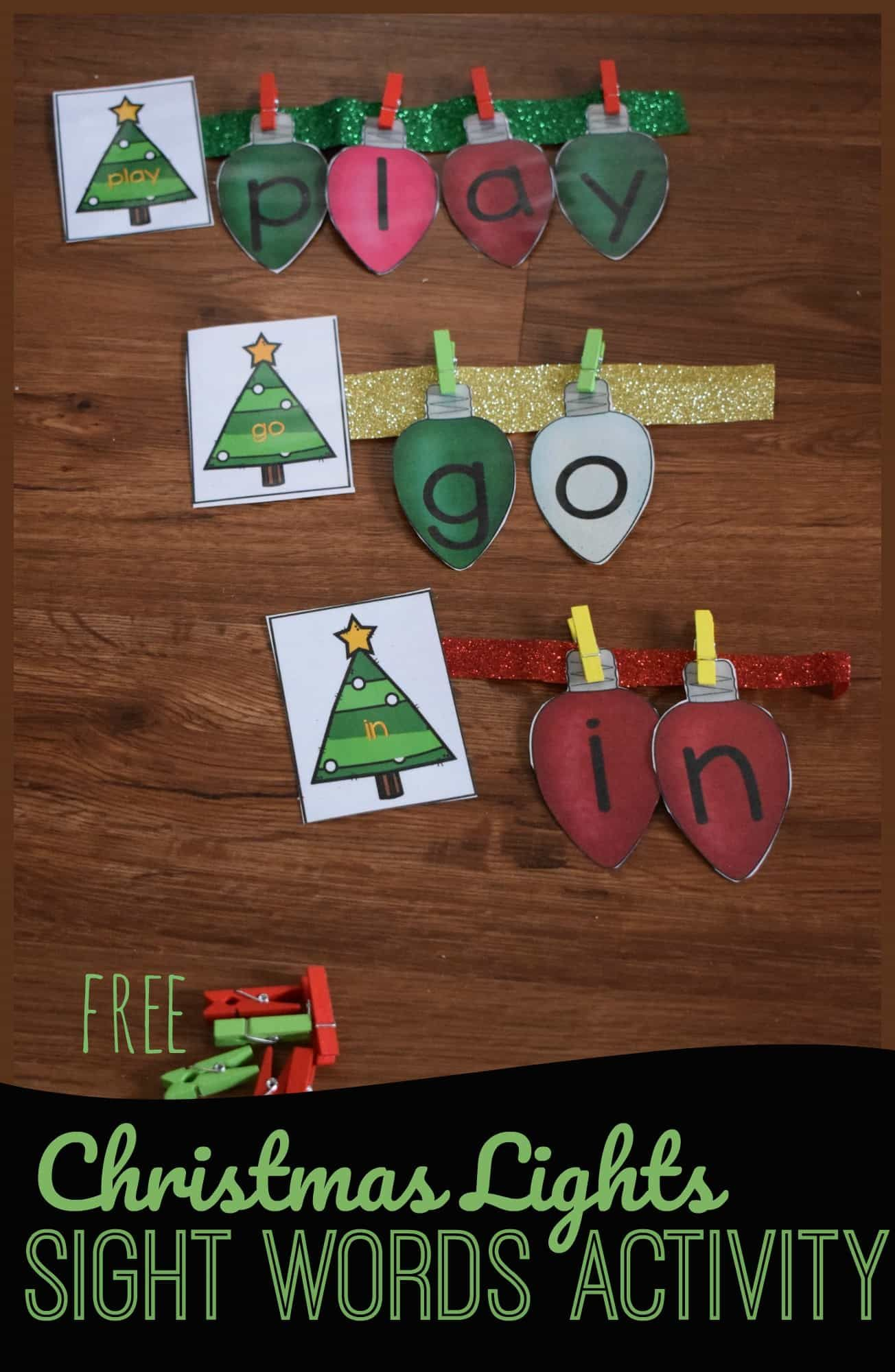 Help Kids Practice Building Key Sight Words With This Fun