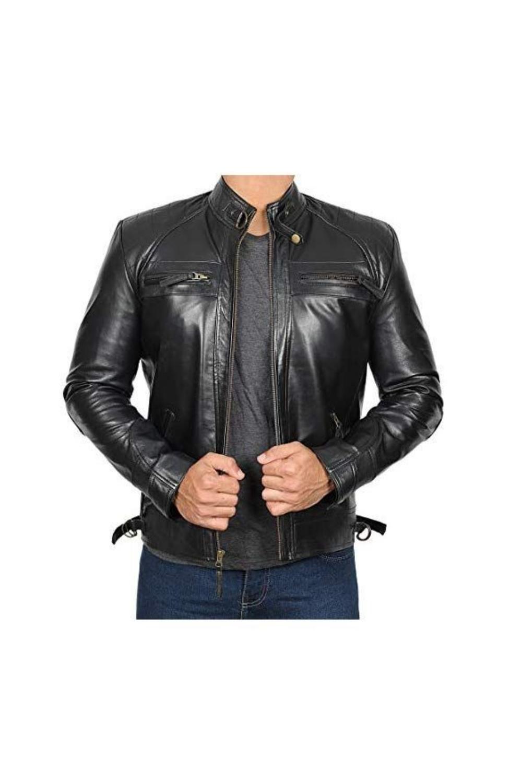 Men's Leather Jackets in Walnut Creek in 2020 Leather