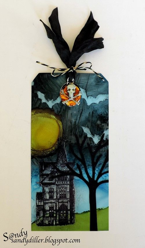 """My """"Crafty"""" Life on the Internet: Make it Spooky"""