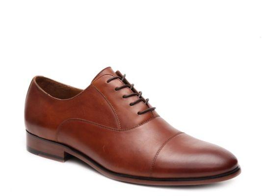 Brilliant Men Mercanti Fiorentini Plain Toe Oxford Tan - G4D276832