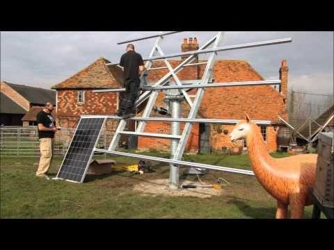 Youtube Solar Tracker Solar Solar Power
