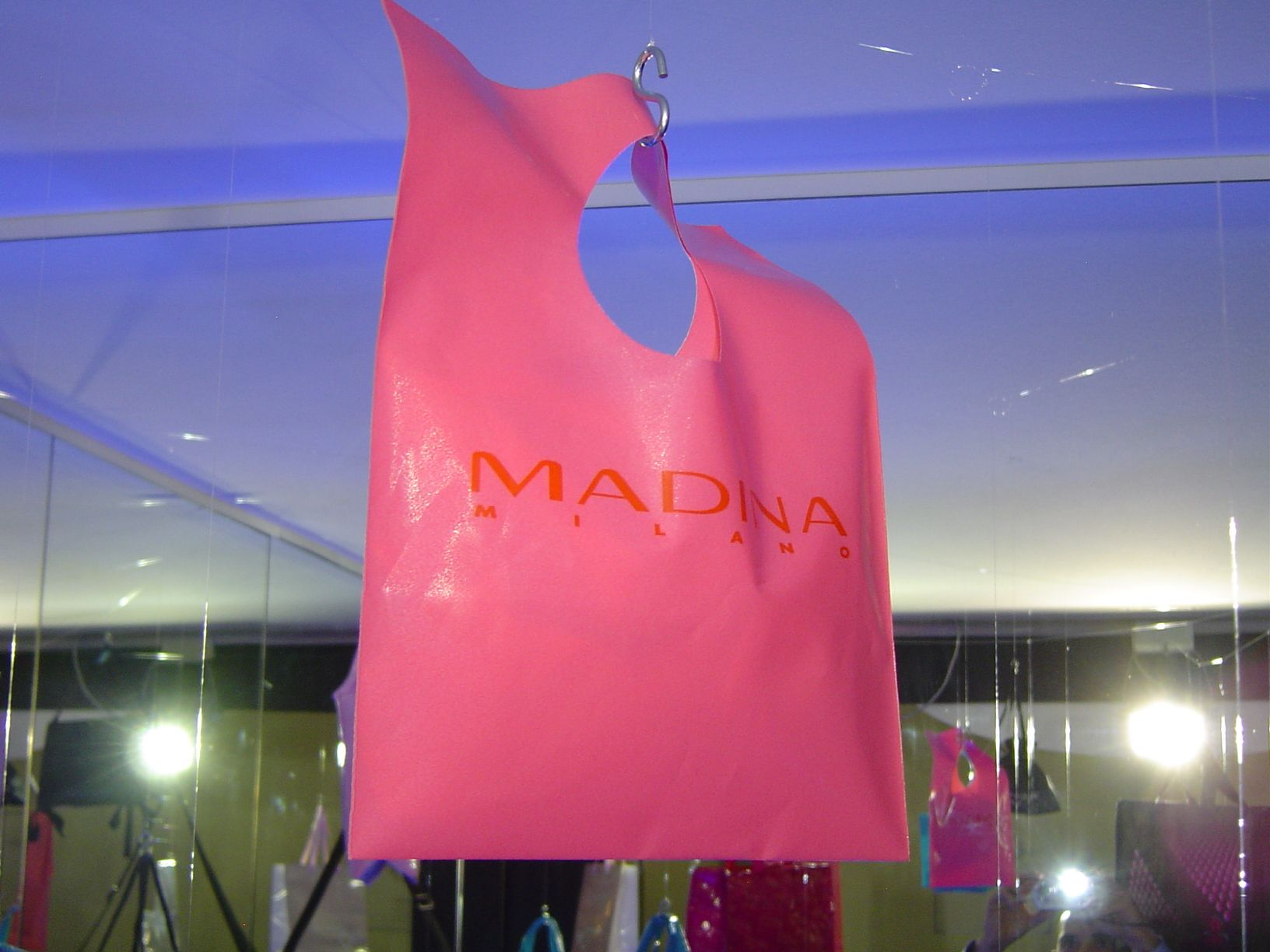 #roundhandle #plastic #shoppingbags