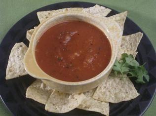 What's the trick to Burrito Loco's smoky salsa