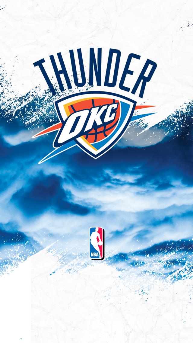 It S Awesome Okc Thunder Basketball Oklahoma City Thunder Basketball Nba Wallpapers