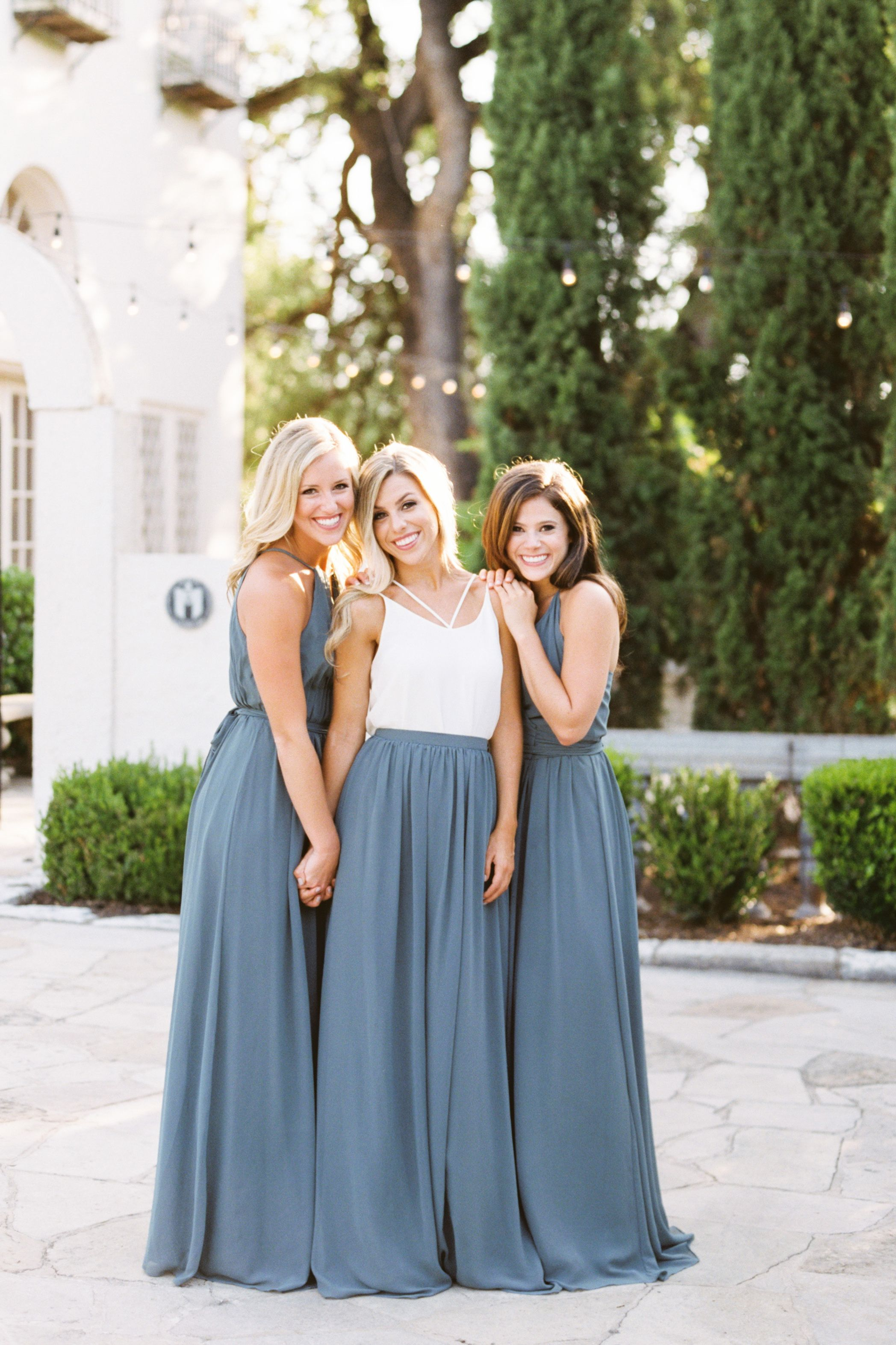 Bridesmaid Dresses And Separates From The Leading Ecommerce Bridesmaid Dress Company Try Any Style Before Y Bridesmaid Bridesmaid Separates Bridesmaid Dresses