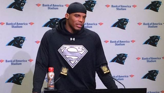 Cam Newton announces birth of son with longtime girlfriend