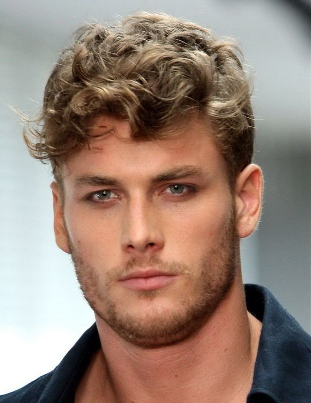 Curly Hairstyles for Men  Curly hairstyles and Boy hairstyles