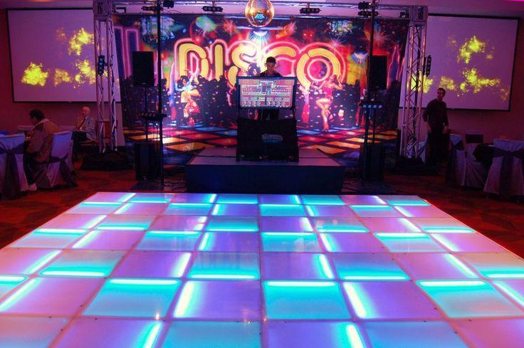Faites danser vos invités sur une de piste de danse