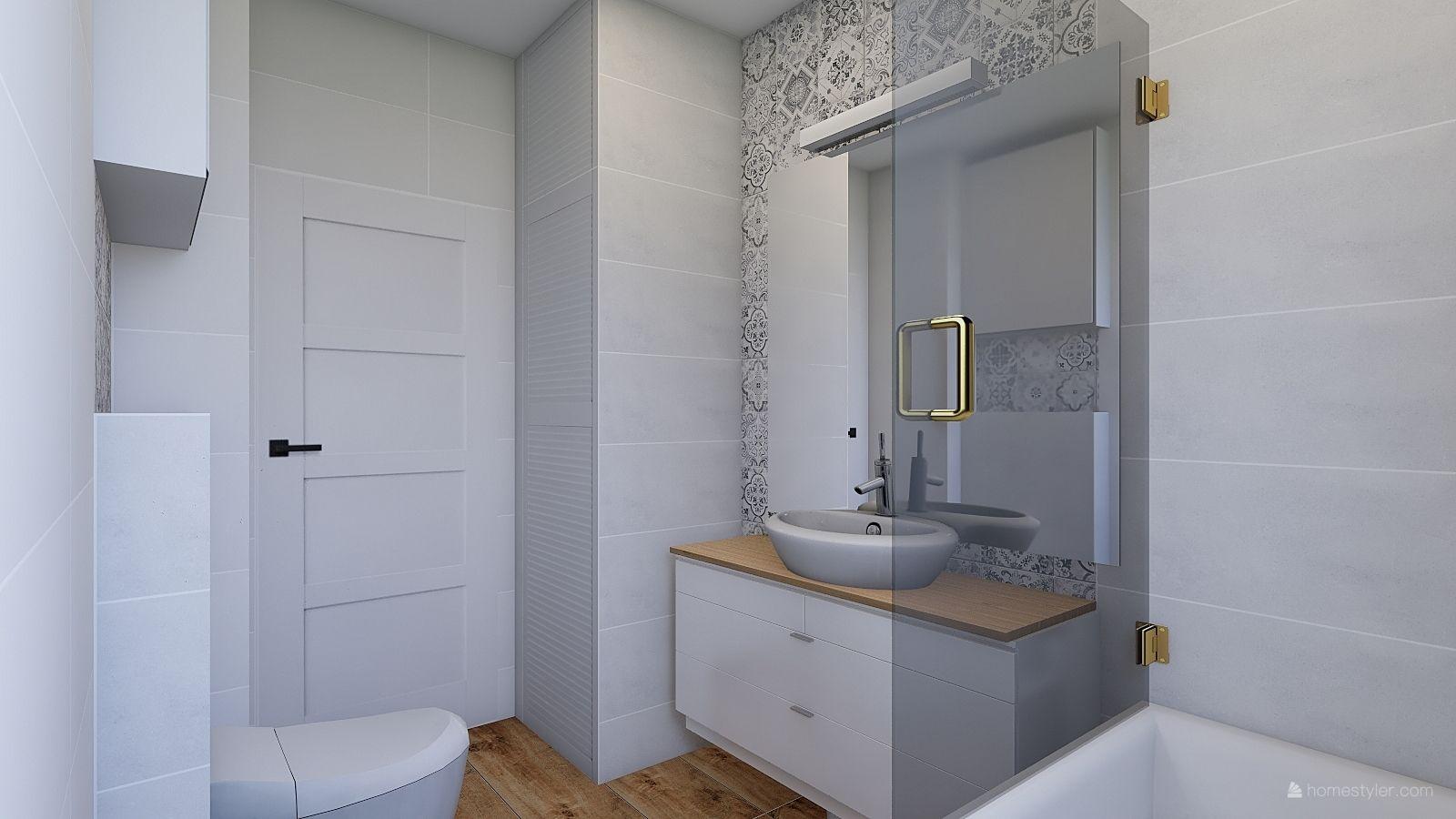 Bathroom Design By Marta Mikulska Interiordesign Bathroomdesign