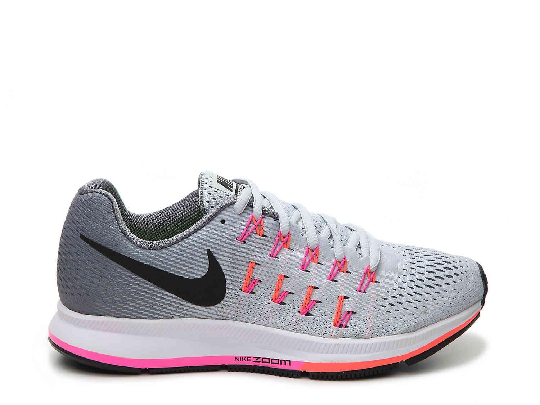 3c19db89fde9 Nike Air Zoom Pegasus 33 Lightweight Running Shoe - Womens Women s Shoes