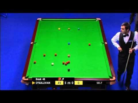 Snooker-U.K.Champ.[2014] O'Sullivan's 147
