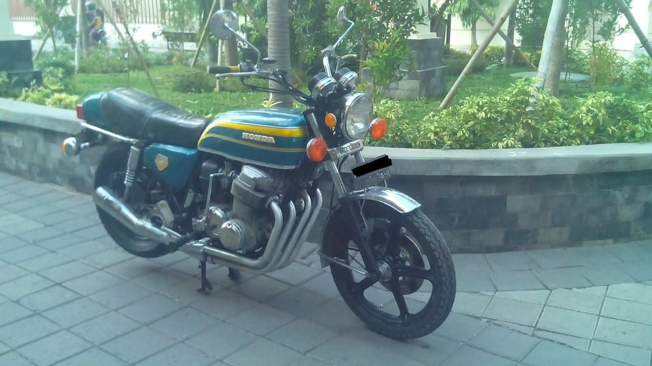 Lapak Moge Honda Cb Klasik Honda Cb 750cc F0 Ex Pajangan Dealer Semarang Honda Cb Honda Motor Klasik