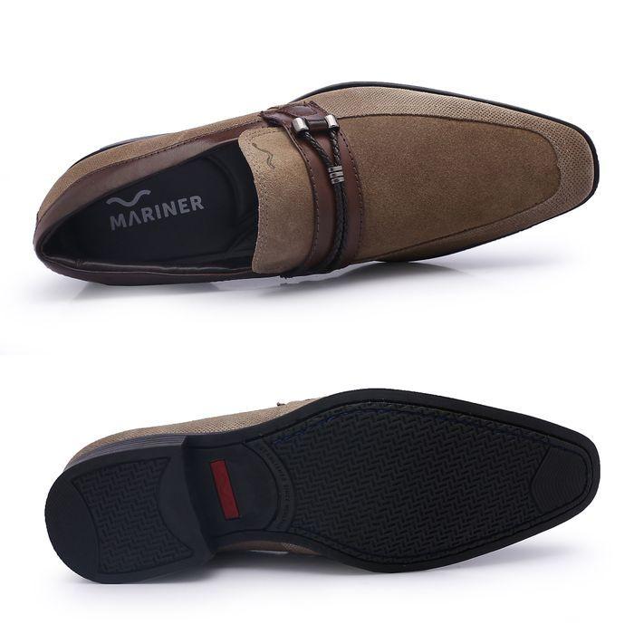 beec650575 Sapato Mariner Couro Rato 27107-3 - Calcados Online