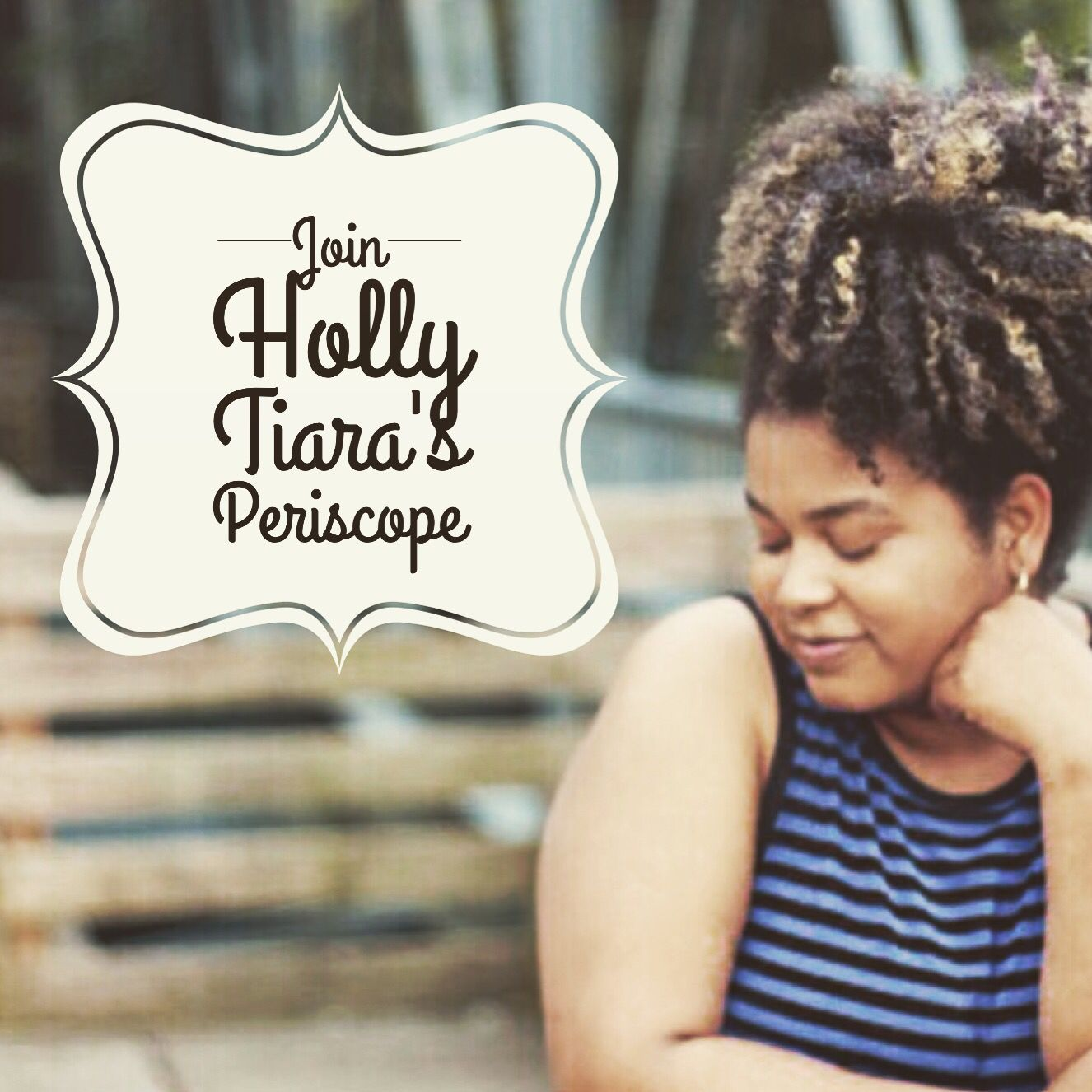The awesome & beautiful @hollytiara surprised us with a feature on her #Periscope with some of our No'Kyem Products. Make sure you go view and connect with her also! She is just awesome! #TeamJesus #MotherNaturesGiftToYou #Beautiful #beauty  #life #bloggers #vloggers  #TeamNoKyem #vlog #hairproducts #naturalhair #kinkycurly #curlyhair #naturalhaircommunity