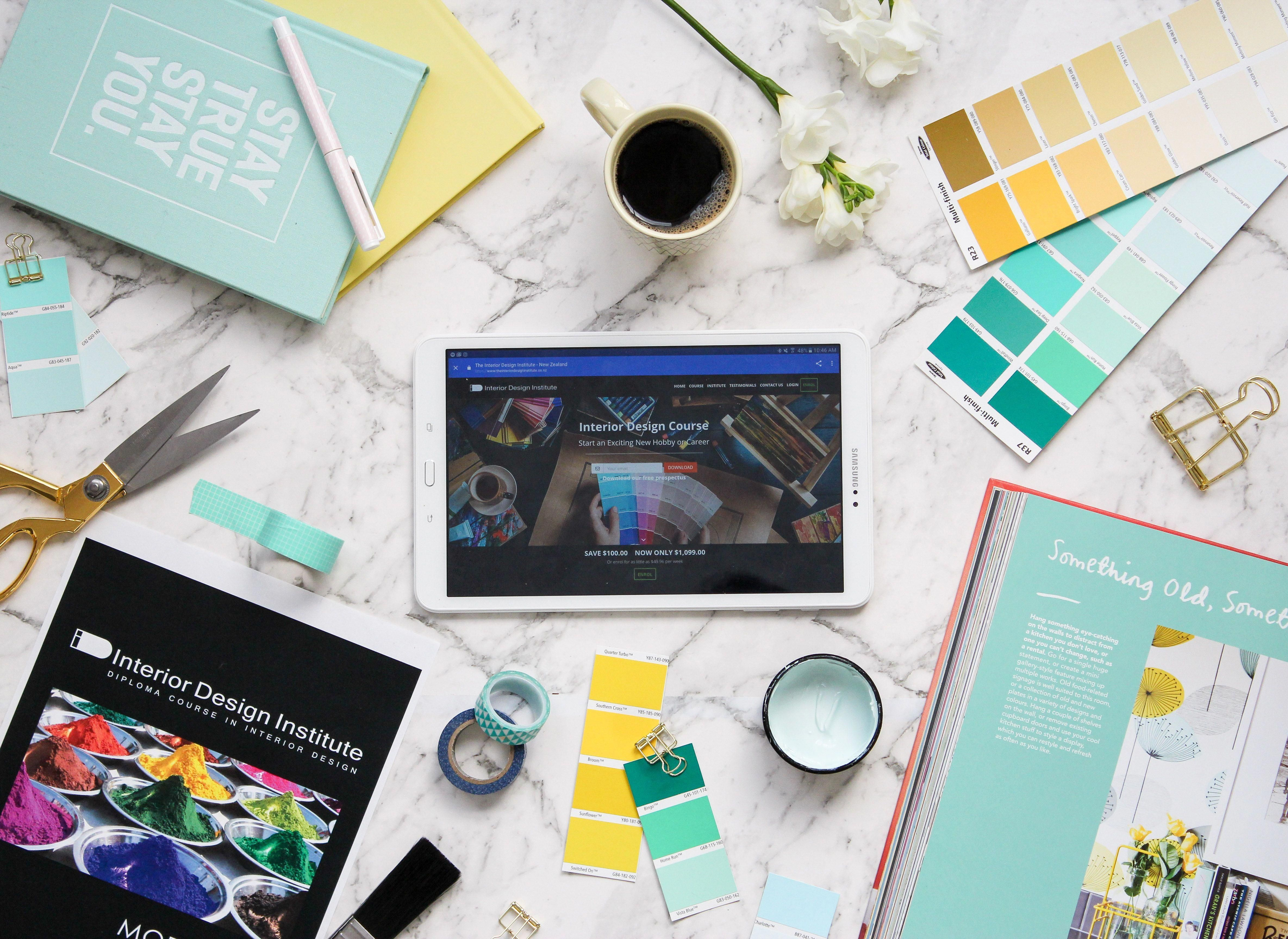 Upskill and embrace something new with our online interior design course contact us today for more information theinteriordesigninstitute landing also rh pinterest