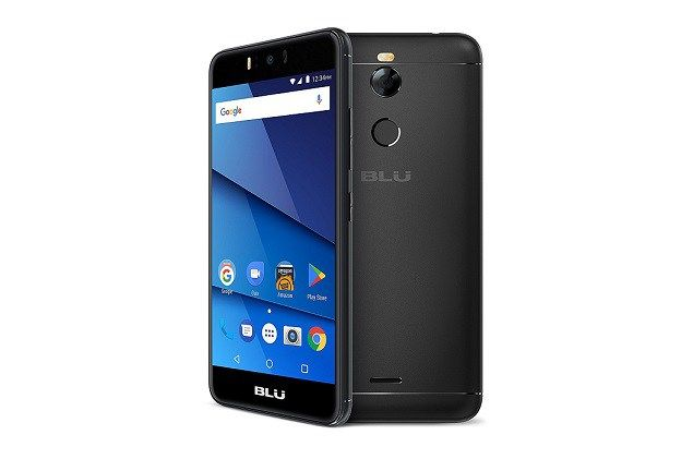 #BluR2 and #BluR2 LTE with fingerprint scanner launched in USA