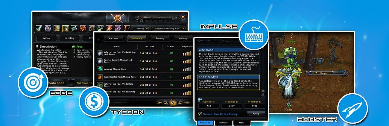 Dynasty WoW Addons Review Fastest Way To Farm Gold