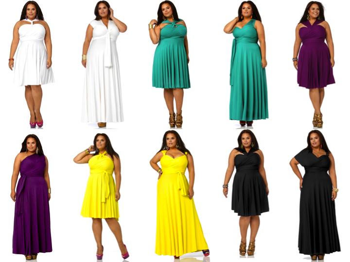 Marilyn Convertible Dress from monifc.com | convertible clothing ...