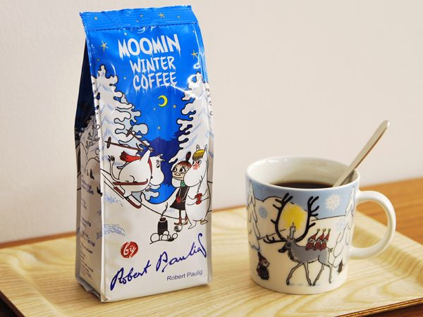 There is moomin coffee? My moomin mug is one of my favs for morning