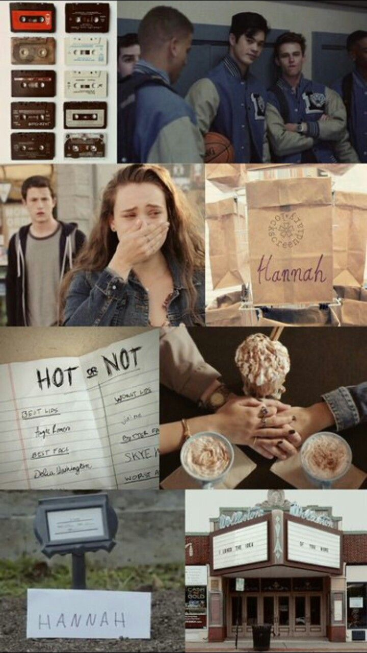 Reasons Why Makeup Is Important: Wallpaper Hannah 13 Reasons Why