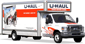 U Haul 20ft Moving Truck Rental Moving Truck Uhaul Truck Moving Truck Rental